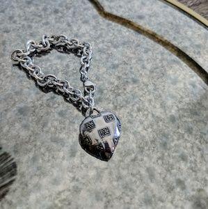 Judith Jack Sterling Silver Marcasite Bracelet